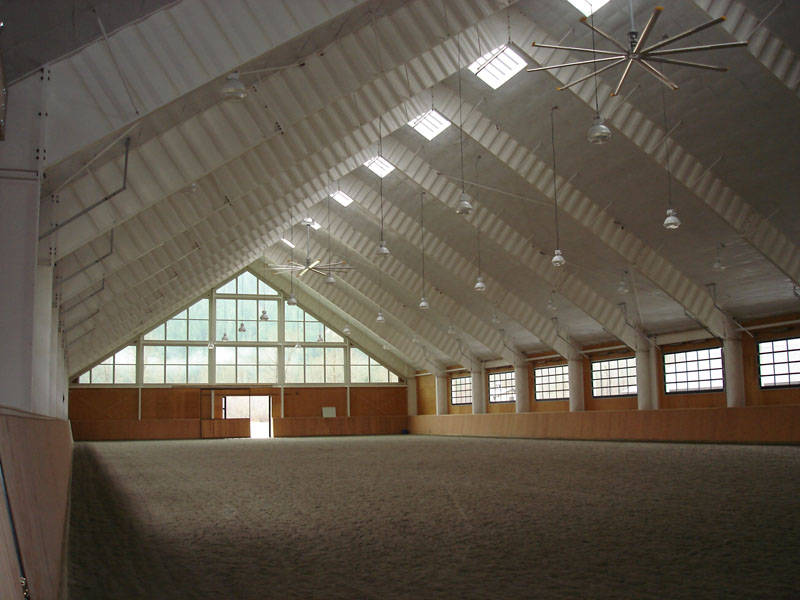 Pemberton Riding Arena