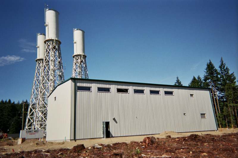 Power Generation - Campbell River Water Treatment Plant