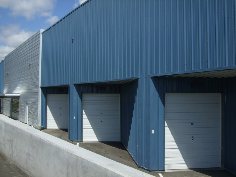 Frameless Metal Buildings