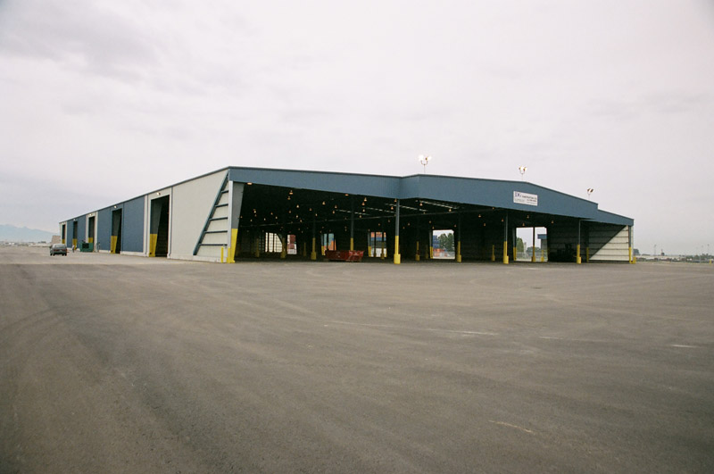 Westran Warehouse, Richmond BC1