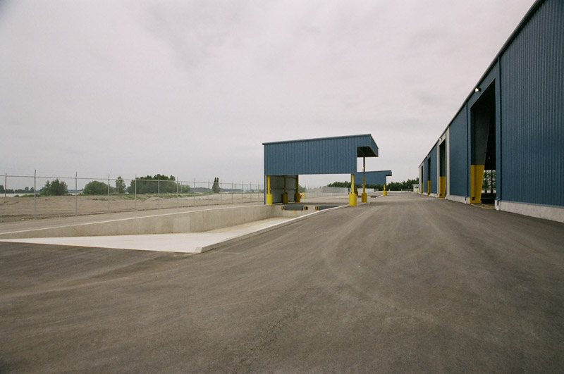 Westran Warehouse, Richmond BC2