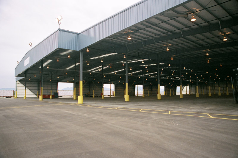 Westran Warehouse, Richmond BC4