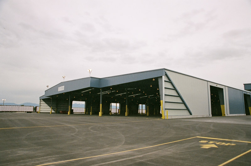 Westran Warehouse, Richmond BC6